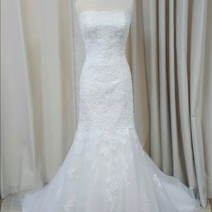 Justin Alexander Sincerity Wedding Gown